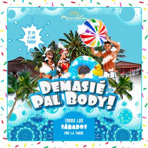 Demasie pal Body Mandala Beach